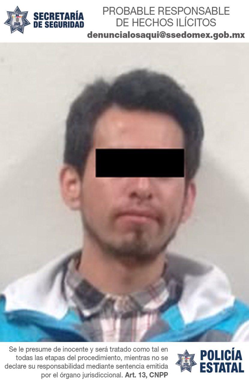 INMUNDO SUJETO, FUE APRENDIDO CUANDO INTENTABA VIOLAR A UNA NIÑA DE OCHO