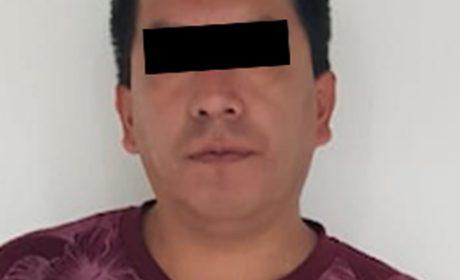 DETIENEN POLICÍAS ESTATALES A PRESUNTO NARCOMENUDISTA