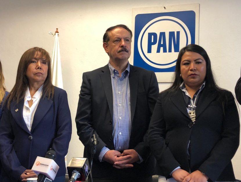 EL PAN DEJARÁ DE SER UN PARTIDO AGACHÓN: DURÁN REVELES