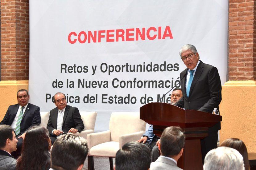FAVORECE TRABAJO CONJUNTO CONSOLIDACIÓN DE LA CULTURA DEMOCRÁTICA EN EL EDOMÉX