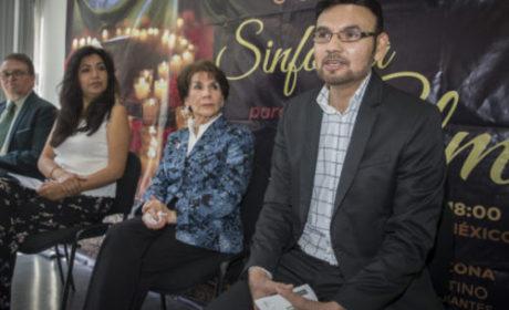 FUNDACIÓN UAEMéx INVITA AL CONCIERTO SINFONÍA PARA LAS ALMAS