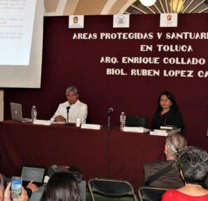 """CONFERENCIA SOBRE BIODIVERSIDAD Y CREACIÓN DEL UNIVERSO """"HISTORIAS DE TOLUCA"""""""