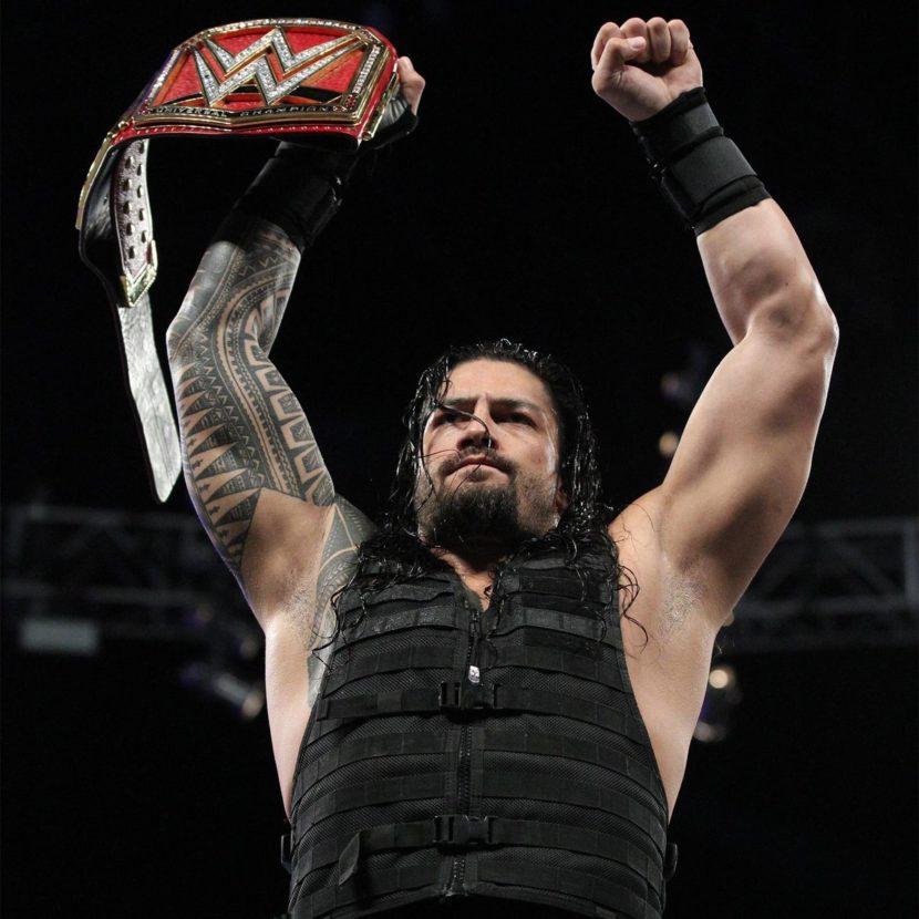 ROMAN REIGNS RENUNCIA A SU CINTURÓN DE LA WWE POR LEUCEMIA