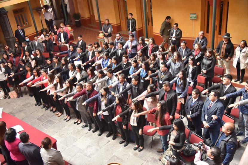 NECESARIA, PARTICIPACIÓN DE LOS JÓVENES PARA DAR RUMBO AL PAÍS: ARMANDO BAUTISTA