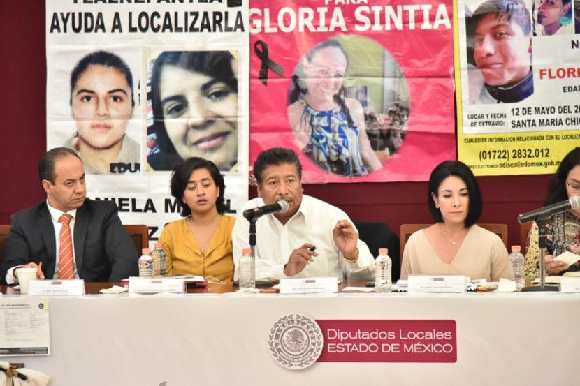 IMPULSARÁN ACCIONES PARA COMBATIR LOS FEMINICIDIOS