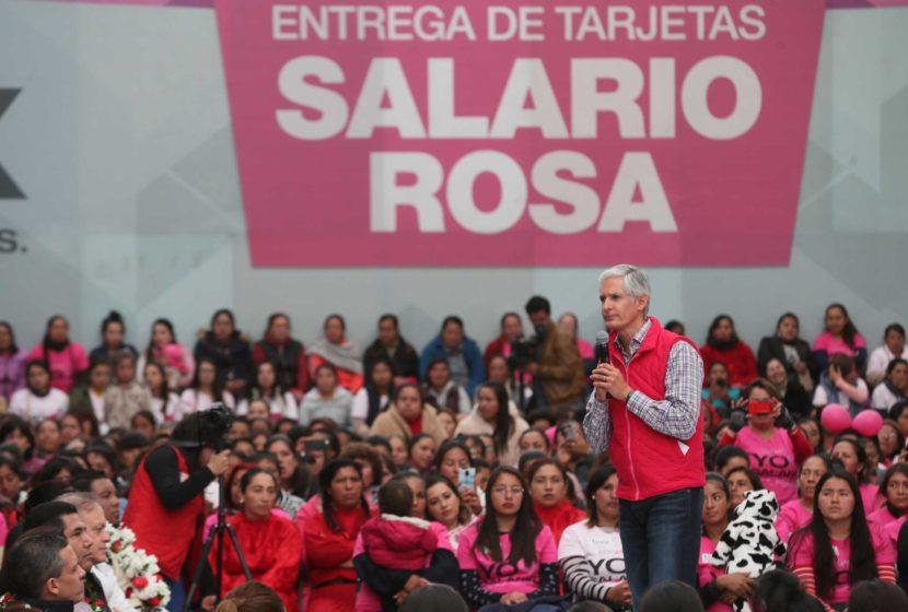 RECONOCE SALARIO ROSA LABOR DE LAS AMAS DE CASA: ALFREDO DEL MAZO