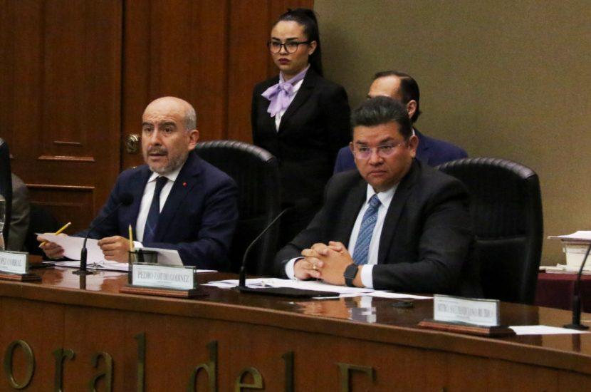 ACATA IEEM SENTENCIA DE  LA SALA REGIONAL TOLUCA DEL TEPJF