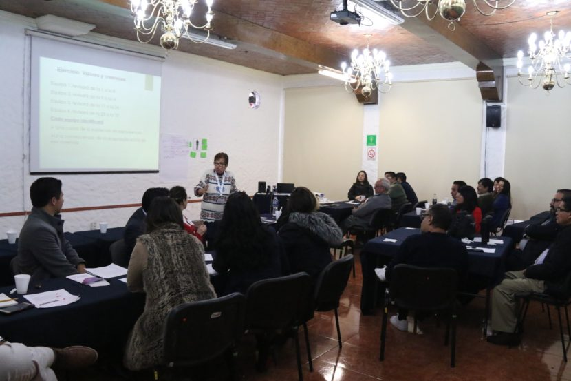 SENSIBILIZAN A SERVIDORES ELECTORALES CONTRA VIOLENCIA DE GÉNERO