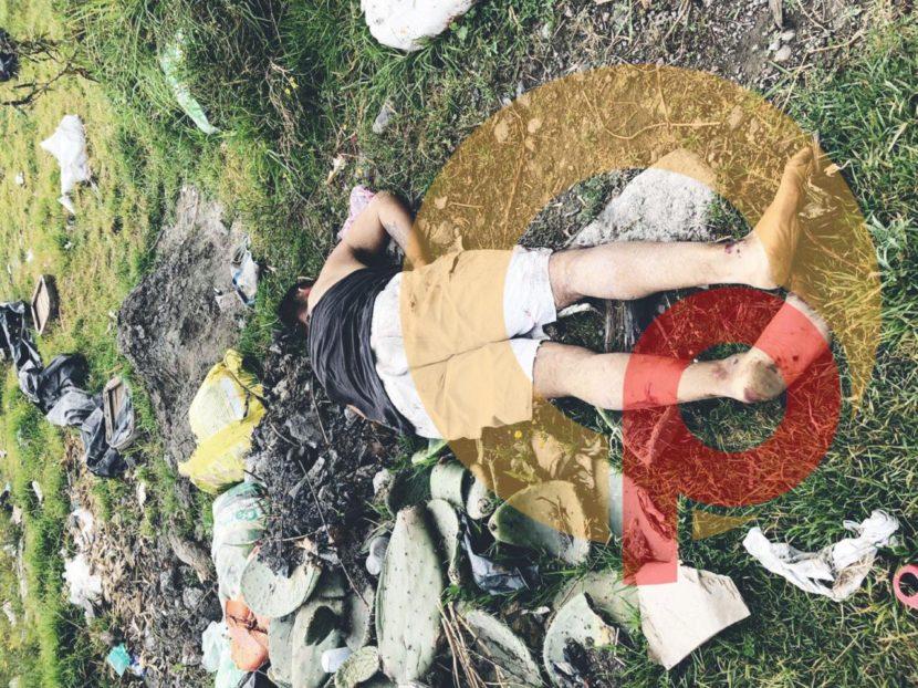 HALLAN A HOMBRE MUERTO EN SAN MATEO ATENCO