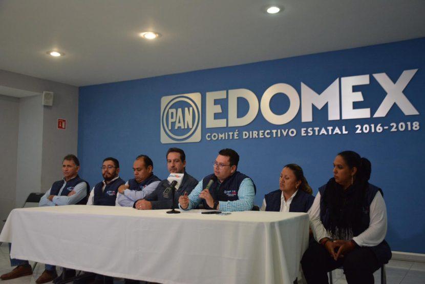 JORGE INZUNZA FUE ELECTO DIRIGENTE DEL PAN EDOMEX