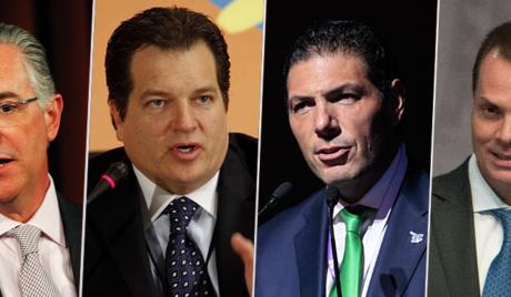 SALINAS PLIEGO, ALEMÁN MAGNANI, HANK GONZALEZ, ENTRE EL GRUPO DE ASESORES DE AMLO