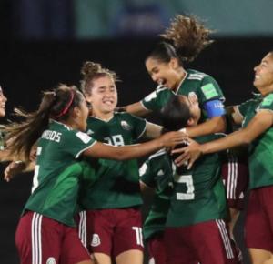 LA SUB-17 DE MÉXICO, AVANZA A LA FINAL DEL MUNDIAL FEMENIL DE LA FIFA