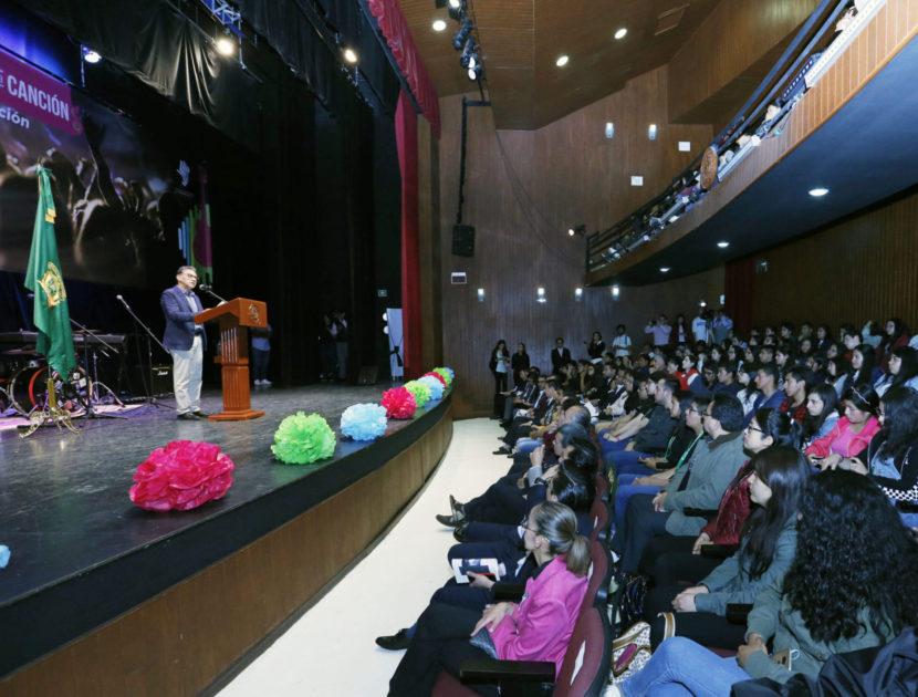 UAEM MUESTRA SU TALENTO EN FESTIVAL UNIVERSITARIO DE LA CANCIÓN
