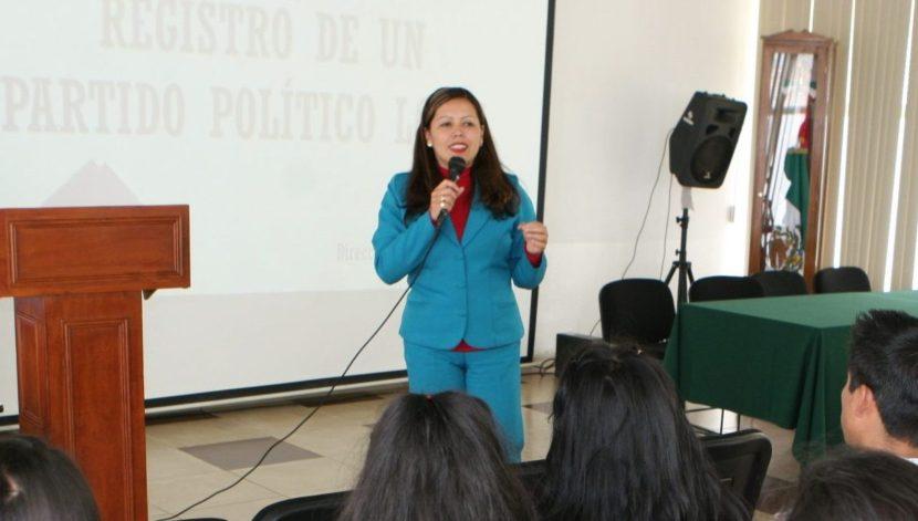 ACERCA IEEM A LA CIUDADANÍA CURSOS PARA CONSTITUIR UN PARTIDO POLÍTICO LOCAL