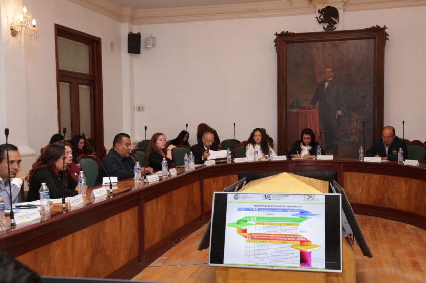 REFUERZA TLALNEPANTLA ESTRATEGIA PARA PREVENIR EL EMBARAZO EN ADOLESCENTES