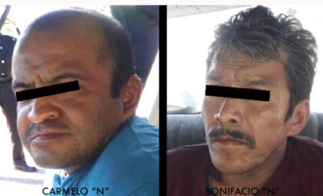 SS RESCATA A SUJETO PRIVADO DE LA LIBERTAD Y RECUPERA TRÁILER ROBADO