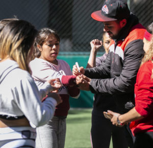 RED DEVILS REALIZÓ TRYOUT