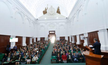 IMPULSA ALFREDO BARRERA PROFUNDA TRANSFORMACIÓN A FAVOR DE LOS TRABAJADORES DE LA UAEM