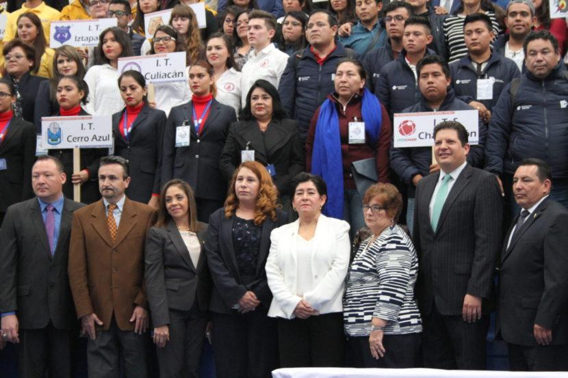 METEPEC CELEBRA EL XXV EVENTO NACIONAL ESTUDIANTIL DE CIENCIAS
