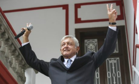 AFINAN SEGURIDAD PARA TOMA DE PROTESTA DE LÓPEZ OBRADOR