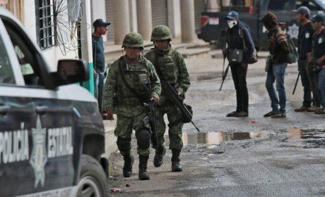 TIROTEO ENTRE DELINCUENTES Y AUTODEFENSAS DEJA SIETE MUERTOS