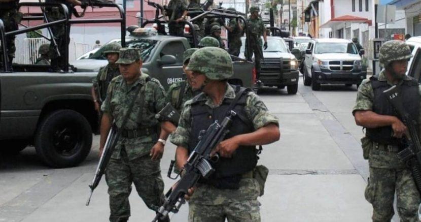 DURAZO: RETIRAR FUERZAS ARMADAS DE LA CALLE SERÍA IRRESPONSABLE