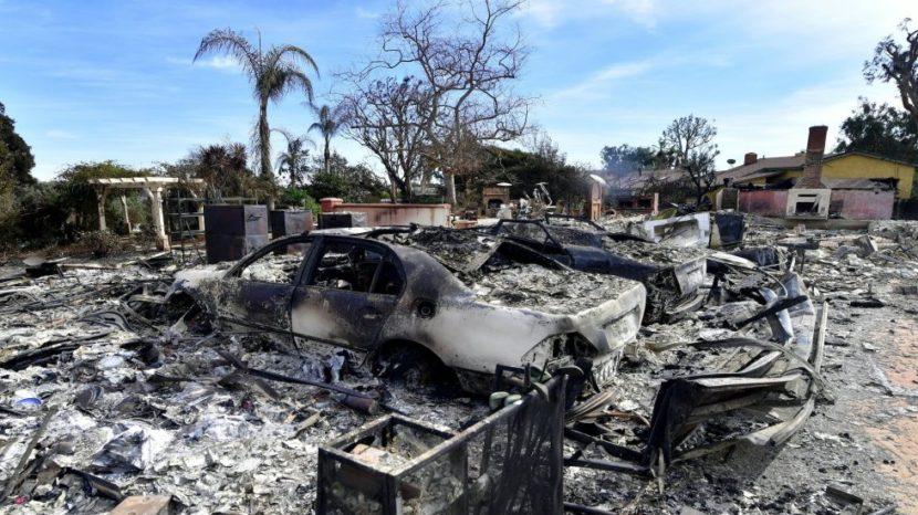 AUMENTA A 50 CIFRA DE MUERTOS POR INCENDIOS EN CALIFORNIA