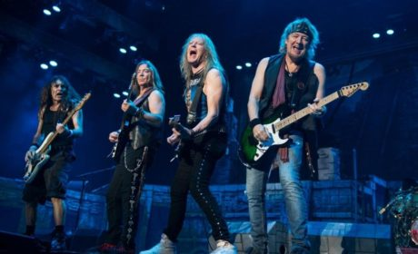 "IRON MAIDEN ANUNCIA SEGUNDA FECHA EN MÉXICO ""TOUR LEGACY OF THE BEATS"""