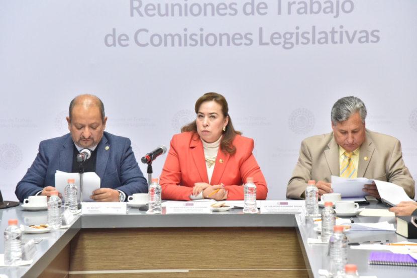 PROPONEN QUE LAS COMISIONES Y COMITÉS LEGISLATIVOS HAGAN PÚBLICOS SUS DOCUMENTOS BÁSICOS DE TRABAJO