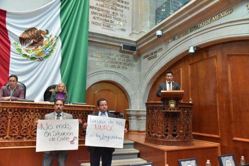 DIPUTADOS BUSCARÁN   GARANTIZAR  PROTECCIÓN DE NIÑEZ EN SITUACIÓN DE CALLE