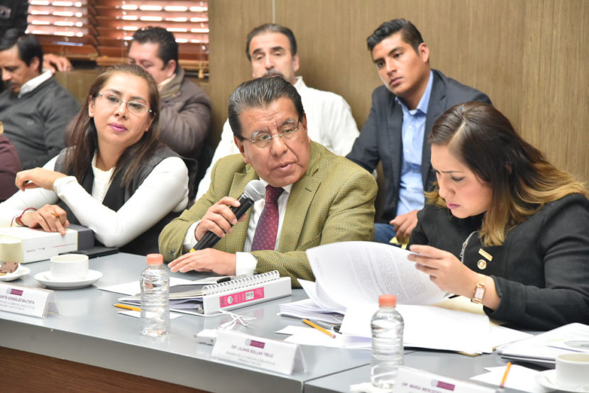 INICIAN COMISIONES UNIDAS ANÁLISIS DE LA PROPUESTA DE PAQUETE FISCAL 2019