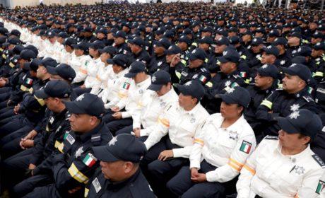 EN EDOMÉX SE FORTALECEN LAS TAREAS DE LA POLICÍA PARA OFRECER MÁS SEGURIDAD A LA SOCIEDAD: DEL MAZO