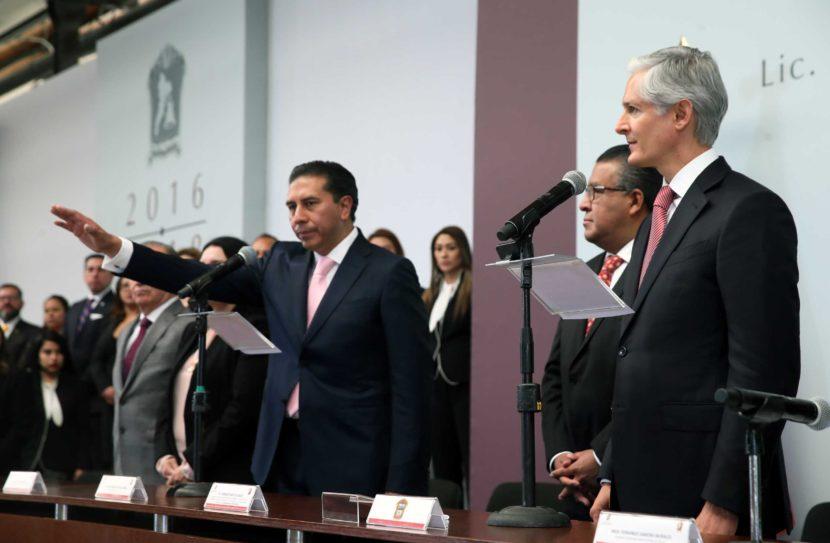LA PLURALIDAD DE LA SOCIEDAD MEXIQUENSE ES CLAVE PARA RESPONDER A LOS RETOS DEL EDOMÉX: DEL MAZO