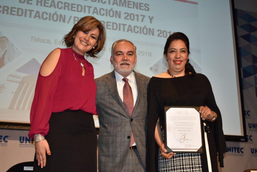 ACREDITAN A UNIDADES MÉDICAS DEL EDOMÉX POR SERVICIOS DE CALIDAD