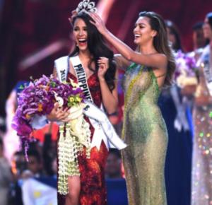 FILIPINAS SE CORONA COMO MISS UNIVERSO 2018