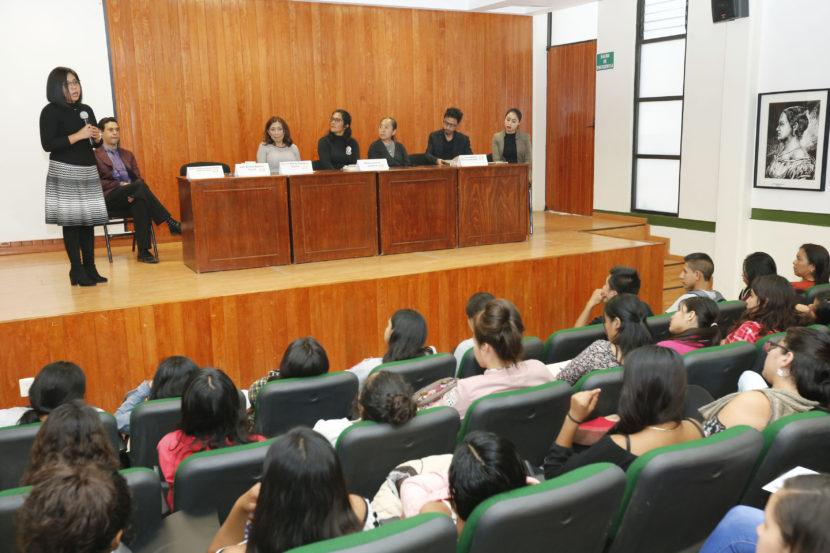 REALIZÓ UAEM FORO PARA FAMILIARES DE VÍCTIMAS DE FEMINICIDIO