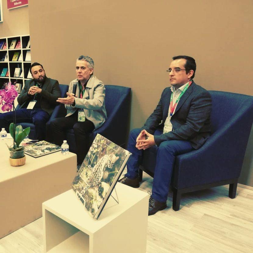 ACADÉMICO DE LA UAEM PRESENTÓ ATLAS DE FLORA Y FAUNA DE EDOMEX