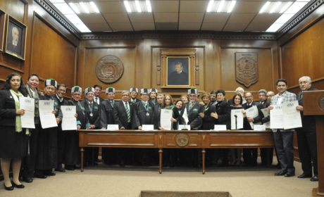 LA ACADEMIA MEXIQUENSE DE MEDICINA  SE FORTALECE