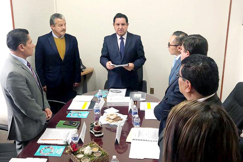 INSTALAN JURADO CALIFICADOR PARA LA PRESEA ESTADO DE MÉXICO DE PEDAGOGÍA Y DOCENCIA