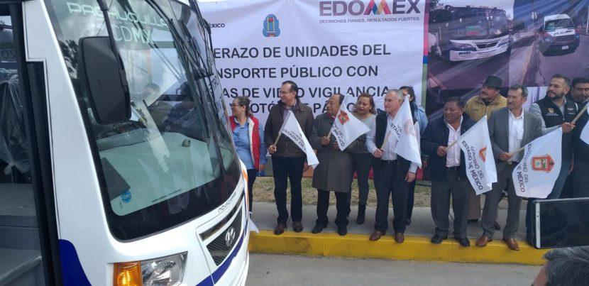 CUENTA EDOMÉX CON POLÍTICA PÚBLICA DE ORDENAMIENTO AL  TRANSPORTE PÚBLICO*