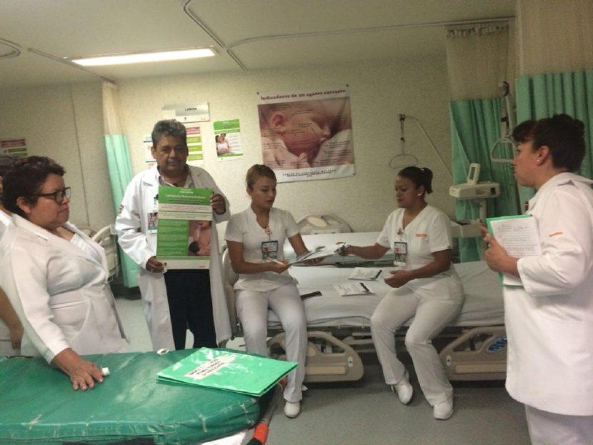 """OBTIENE HOSPITAL DE NEZAHUALCÓYOTL DISTINCIÓN INTERNACIONAL """"AMIGO DEL NIÑO Y LA NIÑA"""""""