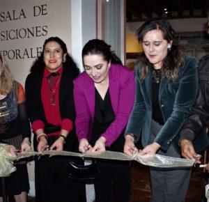 EXPONEN SUS OBRAS  ESTUDIANTES DE PAISAJE EN EL MUSEO