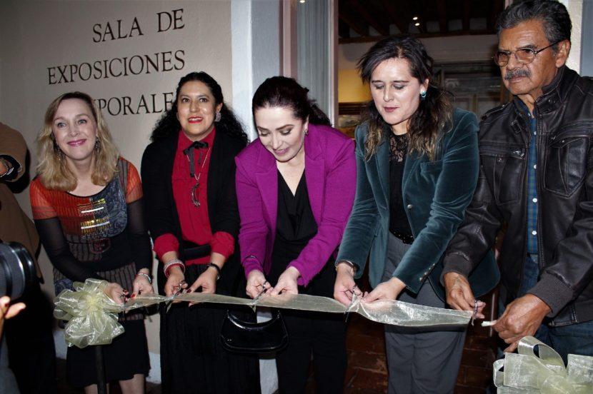 EXPONEN SUS OBRAS  ESTUDIANTES DE PAISAJE EN EL MUSEO «JOSE MARIA VELASCO»