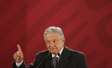 MEXICO MANTIENE PRINCIPIO DE NO INTERVENCIÓN EN CASO VENEZUELA: AMLO