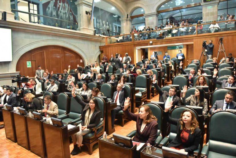 VOLVERÁ EL PODER LEGISLATIVO A CALIFICAR LAS CUENTAS PÚBLICAS