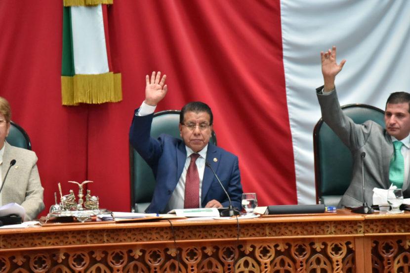 AVALA LA LEGISLATURA MEXIQUENSE REFORMA FEDERAL QUE AMPLÍA LOS DELITOS  PARA LA APLICACIÓN DE LA EXTINCIÓN DE DOMINIO