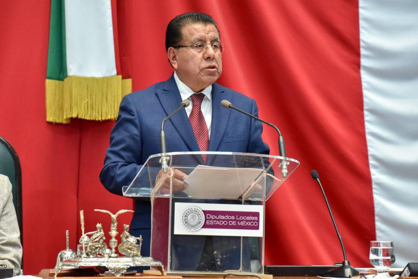 RESPALDA LA LEGISLATURA AL PRESIDENTE AMLO POR COMBATE  A LA CORRUPCIÓN: VALENTIN GONZÁLEZ