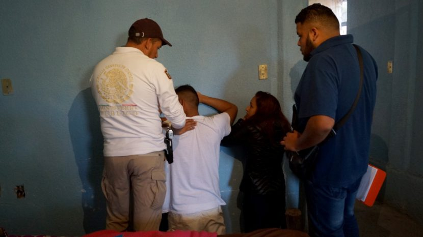 DETIENEN A 46 PERSONAS EN ECATEPEC EN OPERATIVO RASTRILLO