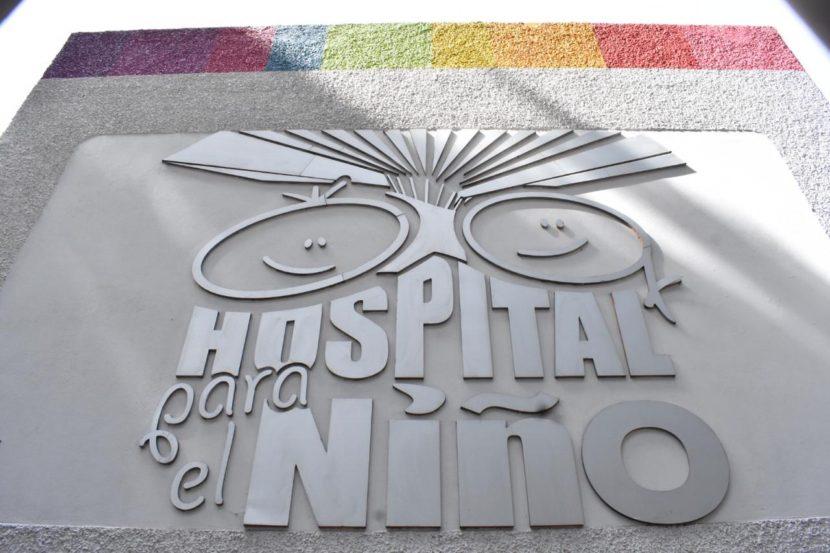 ESTÁ GARANTIZADO EL ABASTO DE MEDICAMENTOS EN EL HOSPITAL PARA EL NIÑO EN EL EDOMÉX