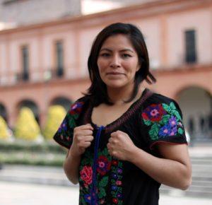 """EXPONDRÁ IBETH """"LA ROCA"""" ZAMORA SU CETRO EN TERRITORIO MEXIQUENSE"""